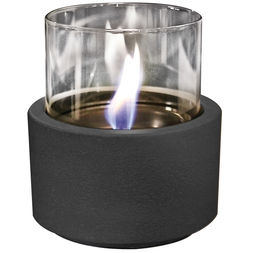 Tenderflame MgO Concrete , Black