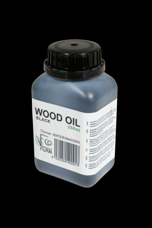 Wood Oil Pine Black