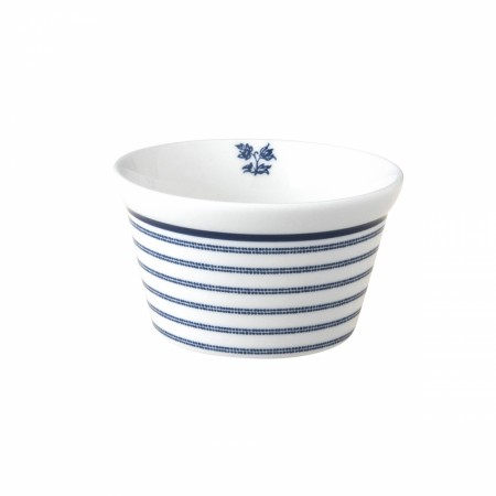 Laura Ashely Ramekin 9 candy stripe