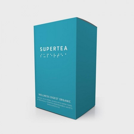 Supertea Wellness Digest Organic.