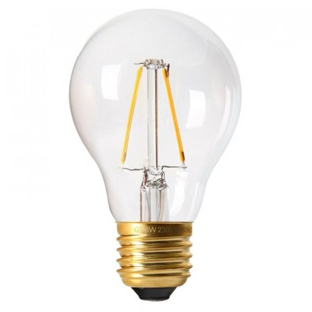 Vintage LED Filament Normal Clear 60mm.