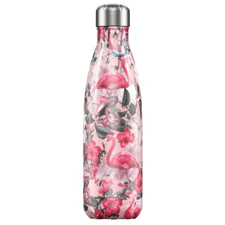 Chillys bottles Tropical Flamingo