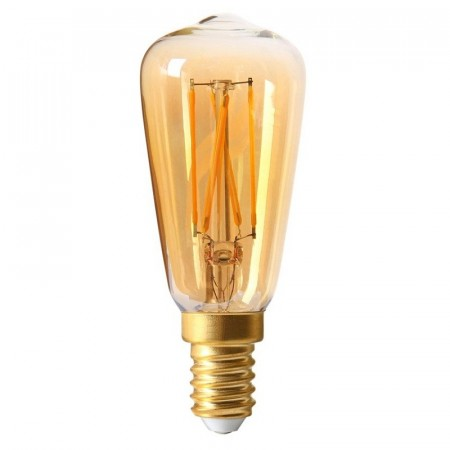 Elect LED Filament Edison Gold 45mm.