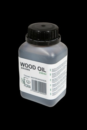 Wood Oil Pine Brown