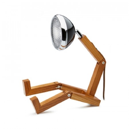 MR, Wattson Led Lamp-Vintage Black.