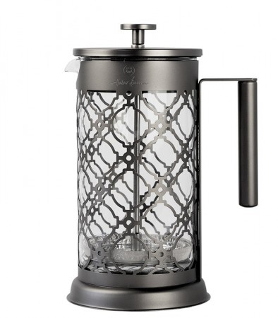 Cape Coffee Presskanne i matt gunmetal