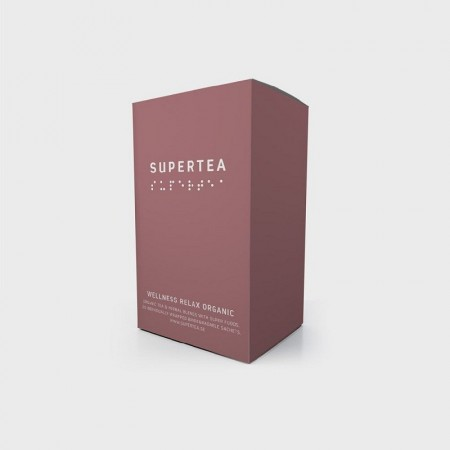 Supertea Wellness Relax Organic.