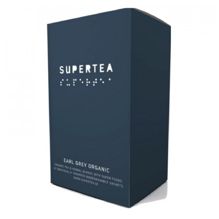 Supertea Earl Grey Organic.